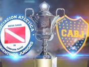 Boca Juniors vs. Argentinos Juniors EN VIVO vía Fox Sports: por pase a la final de la Copa de la Superliga