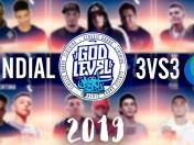 God Level 2019 EN VIVO: desde Chile por segunda fecha del campeonato de freestyle en equipos 3vs3