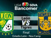 EN VIVO León vs. Tigres: VER AQUÍ vía FOX Sports 2 por la final de la Liga MX