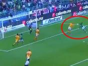 Tigres vs. León: 'Fiera' cerca del 1-0 con acrobático remate de Joel Campbell en final de Liga MX | VIDEO