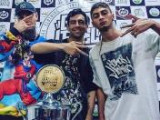 God Level 2019: Team Chile ganó la segunda fecha del campeonato de freestyle 3vs3 | VIDEO