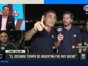 Argentina vs. Colombia: Óscar Ruggeri y la tensa discusión con panel de Fox Sports | VIDEO