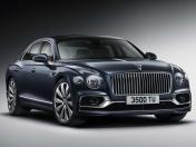 Bentley Flying Spur 2019: presentan la tercera generación de la berlina de lujo | FOTOS