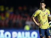James Rodríguez, '10' de Colombia: