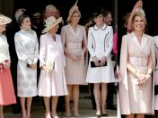 Kate Middleton rinde honor a la princesa Diana con este look | FOTOS