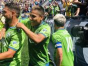 Raúl Ruidíaz marcó asombroso golazo para el Seattle Sounders en la MLS | VIDEO