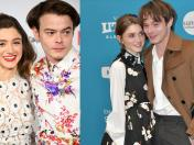 Stranger Things: los looks en pareja de Charlie Heaton y Natalia Dyer | FOTOS