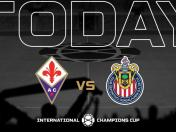 Chivas vs. Fiorentina EN VIVO vía DirecTV Sports: HOY desde Illinois por International Champions Cup 2019