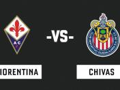 Chivas vs. Fiorentina EN VIVO vía DirecTV Sports: 0-0 desde Illinois por International Champions Cup 2019