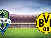 Seattle Sounders vs. Borussia Dortmund EN VIVO: disputarán amistoso internacional en Estados Unidos