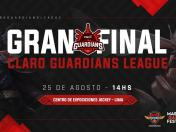 Claro Guardians League | El máximo competitivo tendrá su final presencial el 25 de agosto