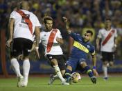 Boca Juniors y River Plate en su partido más importante en la cancha del marketing