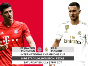Real Madrid vs. Bayern Múnich EN VIVO: HOY duelo por la International Champions Cup | EN DIRECTO