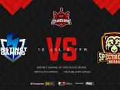 Claro Guardians League | Instinct Gaming y Spectacled Bears se enfrentan en la final del torneo #4