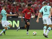 Manchester United venció 1-0 al Inter de Milán por la International Champions Cup | VIDEO