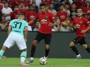 Manchester United vs. Inter: Greenwood anotó el 1-0 con un fuerte remate cruzado | VIDEO