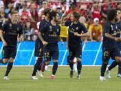 Real Madrid superó al Arsenal en la tanda de penales por la International Champions Cup | VIDEO