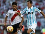 River Plate vs. Racing EN VIVO ONLINE vía Fox Sports 2: juegan en Avellaneda por la Superliga argentina