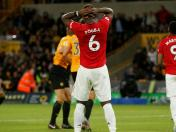 Manchester United vs. Wolverhampton: Paul Pogba erró penal ante Rui Patrício en Premier League | VIDEO