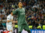 Real Madrid: Zidane descartó posible partida de Keylor Navas