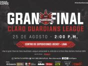 Final del Claro Guardians League EN VIVO | Instinct y LP3 se enfrentan hoy desde las 2 p.m.