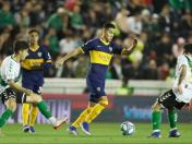 Boca Juniors venció 1-0 a Banfield por Superliga argentina