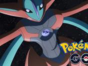 Pokémon GO: Deoxys estará disponible para capturar en las incursiones