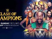 [EN DIRECTO] WWE Clash of Champions 2019 VER EN VIVO ONLINE vía FOX Action: desde el Spectrum Center