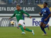 Con Miguel Trauco: Saint-Étienne perdió 3-2 ante Gent en su debut en la Europa League | VIDEO