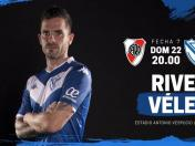 River Plate vs. Vélez EN VIVO y EN DIRECTO vía Fox Sports 2: juegan por la Superliga Argentina