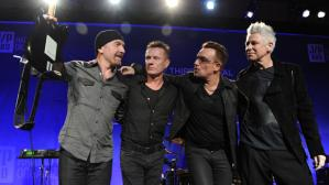 "U2 lanza versión visual del disco ""Songs of Innocence"""