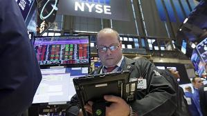 Wall Street cayó arrastrada por las turbulencias de China