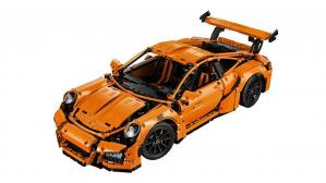 Un Porsche 911 GT3 RS en versión Lego [VIDEO]