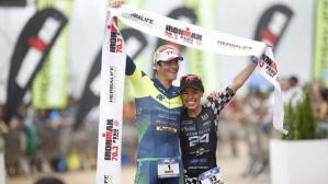 Heather Jackson ganó el Herbalife Ironman 70.3 Perú [FOTOS] - 1