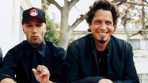 Tom Morello Chris Cornell