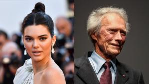 Kendall Jenner y Clint Eastwood