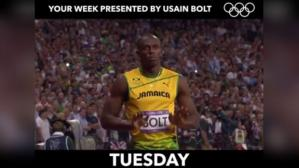 Facebook Usain Bolt