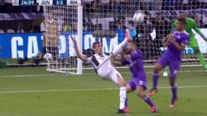 Gol de Mandzukic en la final de la Champions League