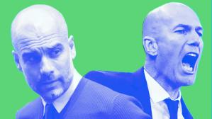 Zidane vs Guardiola