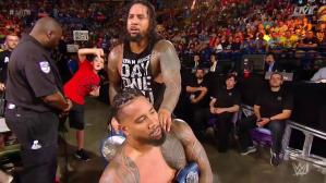 WWE Money in the Bank 2017: The Usos huyeron y retuvieron su título en parejas contra The New Day