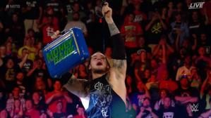 Money in the Bank: Barin Corbin ganó el evento principal en impresionante pelea