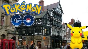 Pokémon Go Chester