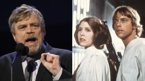 Mark Hamill recuerda a Carrie Fisher.