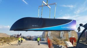 Hyperloop ensayos