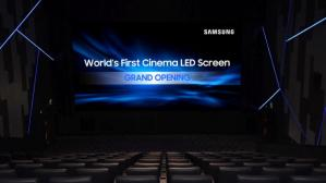 Samsung Cinema Screenen