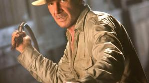 "Harrison Ford como ""Indiana Jones"""