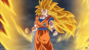 Estreno de Dragon Ball Super Opening