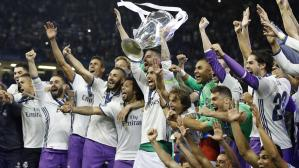 Real Madrid lidera candidaturas a premios de la Champions League