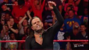 WWE: Jeff Hardy enfrentará a The Miz en No Mercy por el campeonato Intercontinental