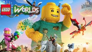 Lego Worlds. Switch. (Foto:  Traveller's Tales, TT Games)